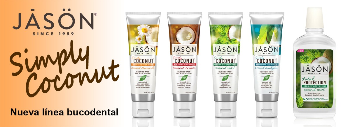 Jason Simply Coconut