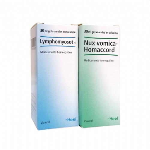 Heel Terapia de detoxificación (Kit Detox)