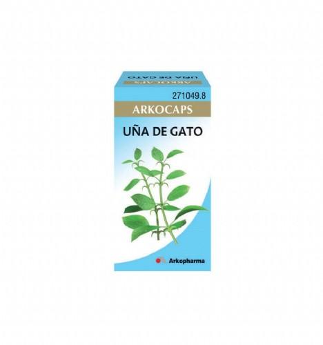 UÑA DE GATO ARKOCAPSULAS (50 CAPS)