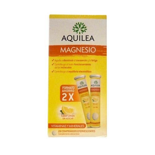 MAGNESIO 28 COMP EFERVESCENTES AQUILEA