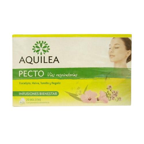 PECTO 20 SOBRES INFUSIÓN AQUILEA
