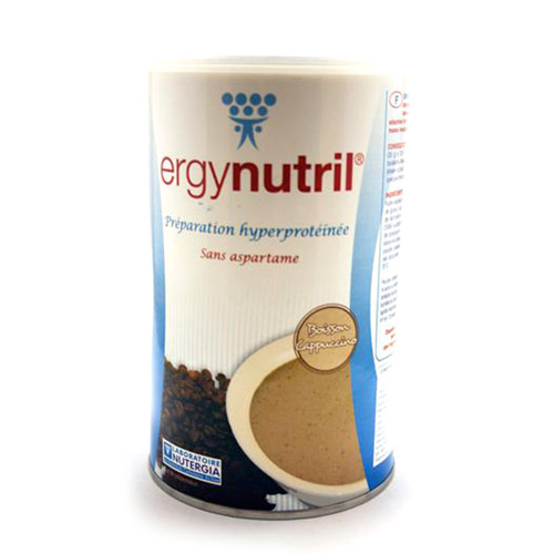ERGYNUTRIL CAPUCHINO 300 GR. NUTERGIA
