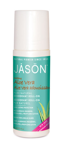 DESODORANTE ALOE VERA ROLL ON 89 ML. JASON