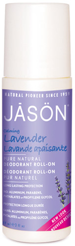 DESODORANTE LAVANDA ROLL ON 89 ML. JASON