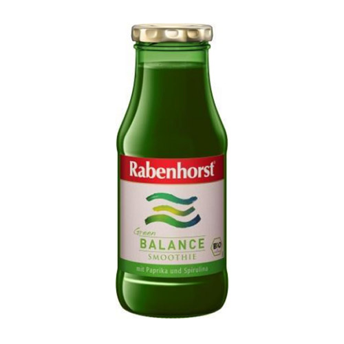 SMOOTHIE GREEN BALANCE 240 ML RABENHORST