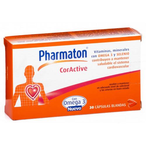Pharmaton 50 Plus (30 Caps)