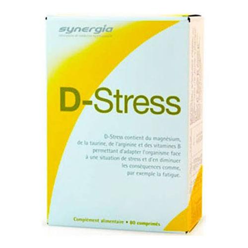D- Stress Complemento Alimenticio (80 Comp)