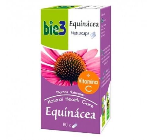 Bie3 Echinacea Naturcaps (500 Mg 80 Caps)