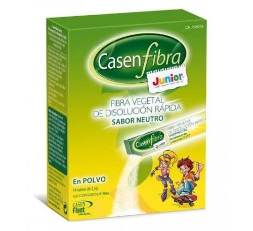 Casenfibra Junior (Polvo 14 Sobres 2.5 G)