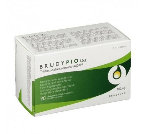 Brudy Pio 1.5 G (90 Caps)