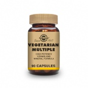 SOLGAR MULTIVITAMINICO VEGETARIANO 90vegicaps