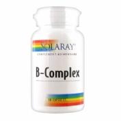 Solaray B-Complex 50 50 capsulas