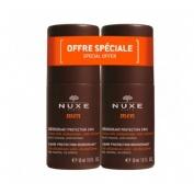 Nuxe men desodorante roll-on duplo 50 ml