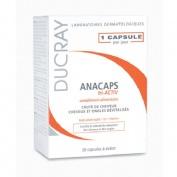 Anacaps Reactiv Cabello Y Uñas Ducray (30 Caps)