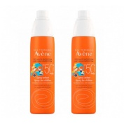 Avene solar spray 50+niños duplo 400ml