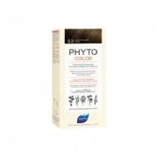 Phyto color 5.3 castaño claro dorado