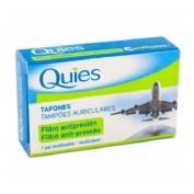 Tapones Oidos Proteccion C Filtro Ceramico Quies Antipresion Earplanes Viajes (Adulto 2 U)
