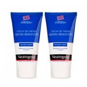 Neutrogena Crema De Manos Rapida Absorcion (75 Ml 2 Unidades)