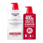 Eucerin Pack Locion 1L + 400Ml