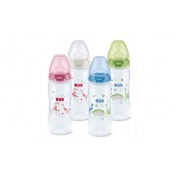 Biberon Fc+ Pp Silicona Nuk First Choice+ (360 Ml)