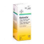 Tira Reactiva Cetonuria Ketostix (50 U)