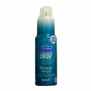 DUREX PLAY FRESCOR  PLEASURE GEL - LUBRICANTE HIDROSOLUBLE INTIMO (50 ML)