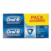Oral-B Pro Expert Proteccion Profesional Pasta Dentifrica (Pack 125 Ml 2 U)