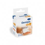Esparadrapo Hipoalergico Omnipor (De Papel 5 M X 2,5 Cm Con Dispensador)