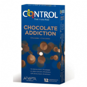 Control Sex Senses Preservativos (Chocolate Addiction 12 U)