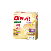Blevit Plus Duplo 8 Cereales Con Natillas (600 G)