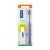 Cepillo Dental Adulto Vitis Access (Suave Blister 2 U)