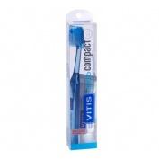 Cepillo Dental Adulto Vitis Compact (Medio)