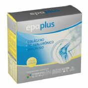 Epaplus Colageno + Hialuronico + Magnesio (Limon 14 Sobres)