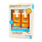 Anthelios 50+spray niños duplo 200ml