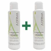 A-Derma Exomega Control Gel Limpiador Emoliente (500 Ml 2 Envases)