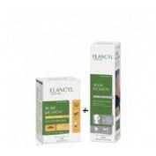 Elancyl slim design duo - capsulas reductora + gel vientre zonas rebeldes (pack 60 capsulas + 150 ml
