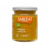 Smileat tarrito calabaza y calabacin 230g + 4m