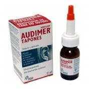 Audimer Audiclean Tapones Solucion Limpieza Oidos (12 Ml)