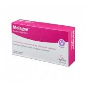 Melagyn ovulos vaginales (10 ovulos)