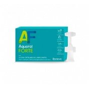 Aquoral Forte C/ A Hialuronico 0.4% Gotas Oftalmicas Esteriles (0.5 Ml 30 Monodosis)