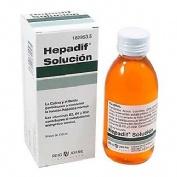 Hepadif Solucion (150 Ml)