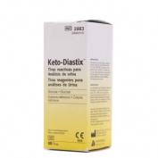 Tira Reactiva Glucosa/Acetona Keto-Diastix (50 U)