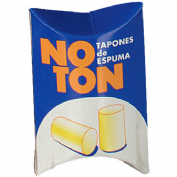 Tapones Oidos Gomaespuma Noton (2 U)