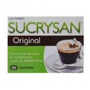 Sucrysan Comp Aspartamo (300 Comp)