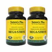 Nature's Plus Mega-Stress 30cmp Pack 2u