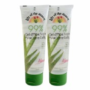 Lily Of The Desert Gel Hidratante de Aloe Vera 99% 120ml Pack 2u