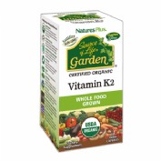 Vitamin K2 Garden Natures Plus 60 capsulas