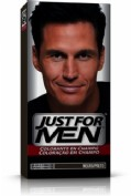 JUST FOR MEN - CHAMPU COLORANTE (66 CC NEGRO)