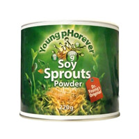 SOY SPROUTS POWDER 220 GR. ALKALINE CARE
