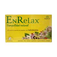 ENRELAX 20 INFUSIONES AQUILEA